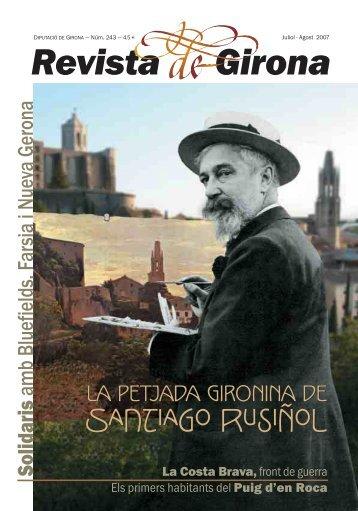 Portada RdG.242 (Page 1) - Diputació de Girona
