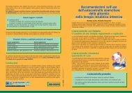 La terapia insulinica intensiva - Menarini Diagnostics