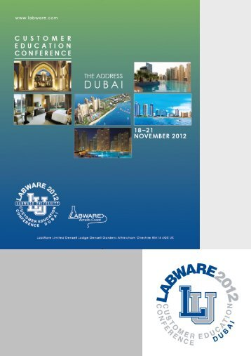 2012 ME CEC Brochure 13 Nov.pdf - LabWare