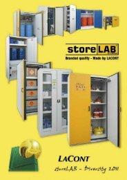 storeLab - catalogue