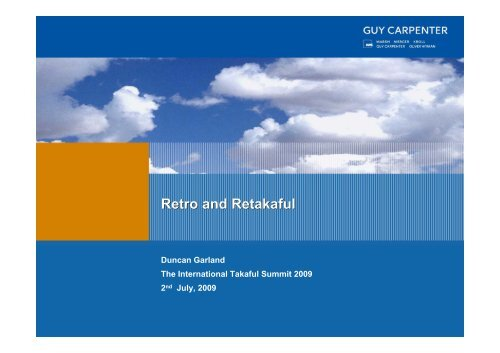 Retro and Retakaful - Assaif
