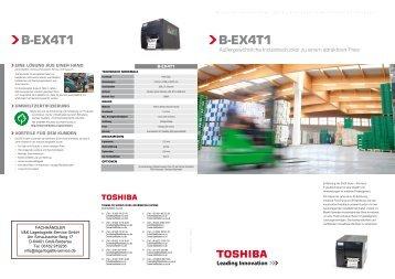 B-EX4T1 B-EX4T1 - bei V & K Lagerlogistik Service GmbH