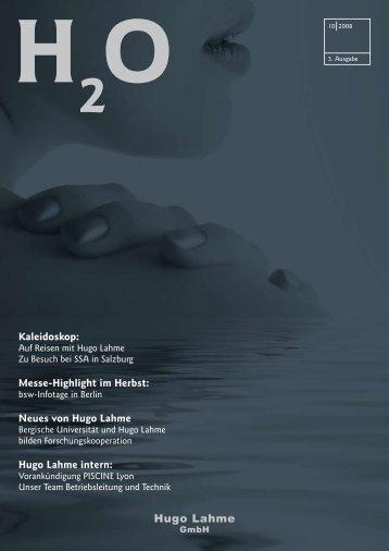 Kaleidoskop - Hugo Lahme GmbH
