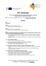 ICT Centrope - Lakeside Science & Technology Park