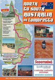australia - Lambretta Club Deutschland e.V.