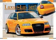 TUNING AUDI A4 AVANT - Supersport