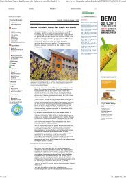 Umweltschutz: Gutes Handeln muss der Rede wert sein (BioHandel ...