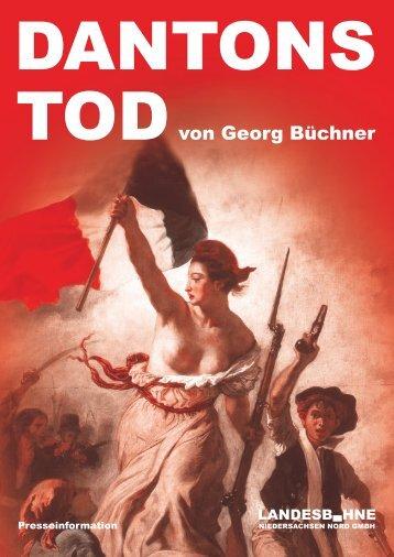 TOD von Georg Büchner - Landesbühne Niedersachsen Nord GmbH