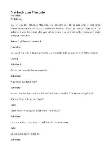 Fantastisch Film Drehbuch Vorlage Galerie - Beispiel Wiederaufnahme ...