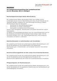 beschluss als pdf downloaden - Landesfrauenrat Baden-Württemberg