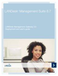 LANDesk Management Gateway 3