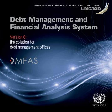 Debt Management and Financial Analysis System - Version 6 - Unctad