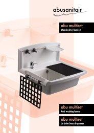 Un évier haut de gamme Waschechter Komfort - Abu-plast ...