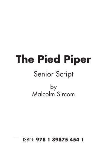 Script Pied Piper Senior.pdf - Musicline