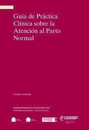 GPC sobre Parto Normal (res.) - GuíaSalud