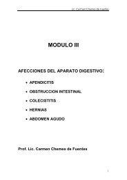 modulo iii afecciones del aparato digestivo