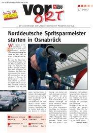 Vor Ort 0207.qxq - Landesverkehrswacht Niedersachsen eV