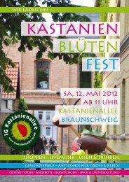 KASTANIEN BLÜTEN Fest