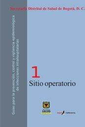 001 SITIO OPERATORIO.pdf - Secretaría Distrital de Salud