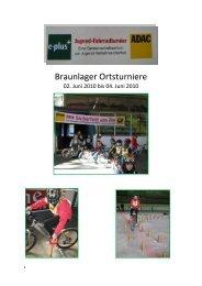 Fahrradtunier 2010 Braunlage
