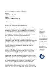 Erklärung zur Schulanfangsaktion 2011 von Dr. h.c. Wolfgang ...