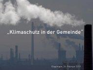Vortrag Birgit Schwegle - Energieagentur des Landkreises Karlsruhe