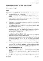 VOL BwB Bewerbungsbedingungen - Landkreis Kelheim