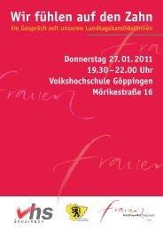 Einladung (PDF) - Landkreis Göppingen