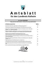 08/2010 - Landkreis Kelheim