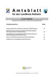 06/2013 - Landkreis Kelheim