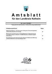 03/2011 - Landkreis Kelheim