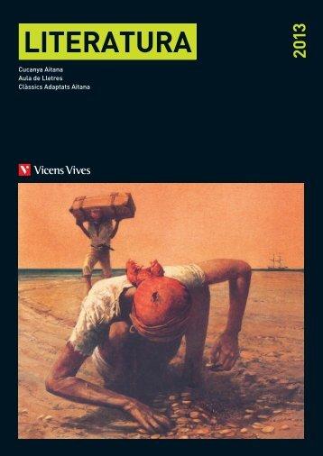 Literatura 2013 Comunitat Valenciana Descarrega't ... - Vicens Vives