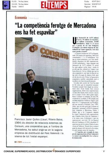 Revista de Prensa - Consum