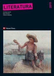 Literatura 2013 Catalunya Descarrega't el catàleg - Vicens Vives