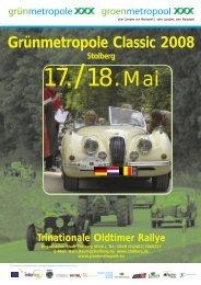 Grünmetropole Classic 2008 Stolberg - Gemeinde Langerwehe