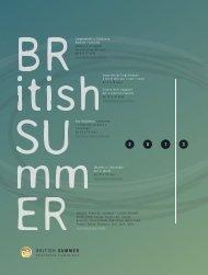 Regne Unit - British Summer
