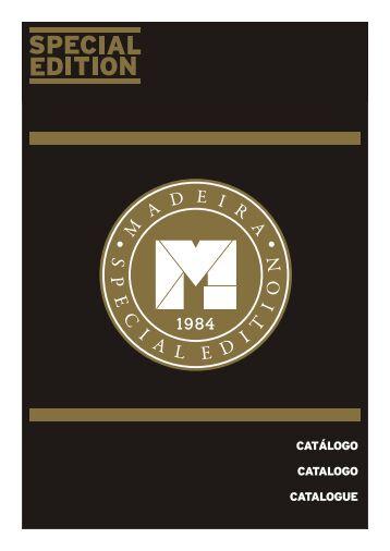 CATÁLOGO CATALOGO CATALOGUE - Madeira & Madeira