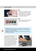 HTC EZwood™ Guia para polimento de madeira - Anzeve - Page 6