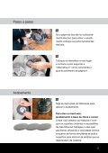 HTC EZwood™ Guia para polimento de madeira - Anzeve - Page 7