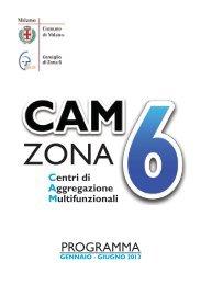 Programma delle attività del CAM Sport e Tempo Libero Periodo ...