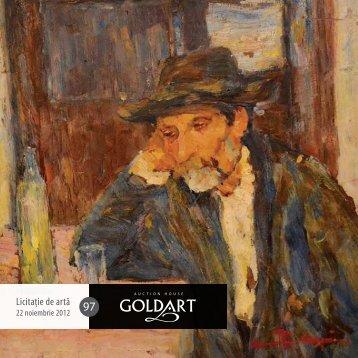 Licitație de artă - GoldArt