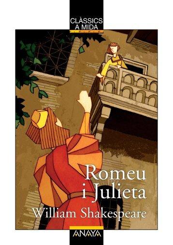 Romeu i Julieta (capítol 1) - Anaya Infantil y Juvenil
