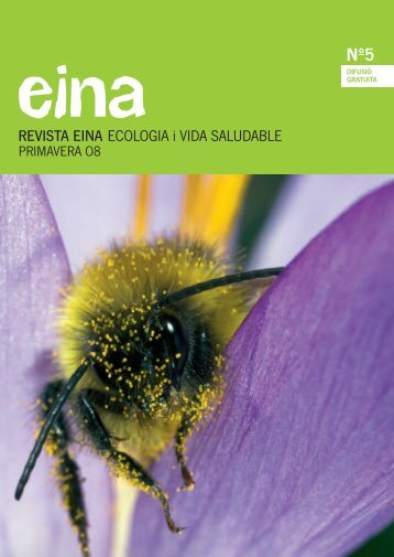 REVISTA EINA ECOLOGIA i VIDA SALUDABLE