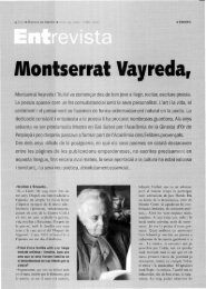 iUlontserrat Vayredar - Raco