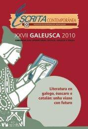 XXVII GALEUSCA 2010 - Asociación de Escritores en Lingua Galega