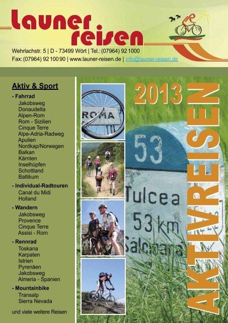 Download als PDF ca. 17 MB - Launer Reisen