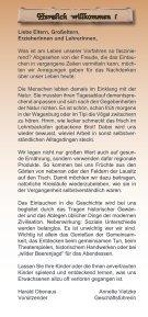 Lausitzer Kinderzeitreise - Lausitzer Wege eV - Seite 2