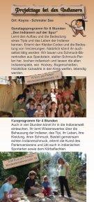 Lausitzer Kinderzeitreise - Lausitzer Wege eV - Seite 6