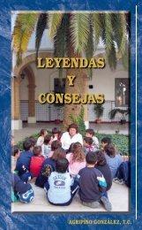 LEYENDAS Y CONSEJAS - Hoja Informativa