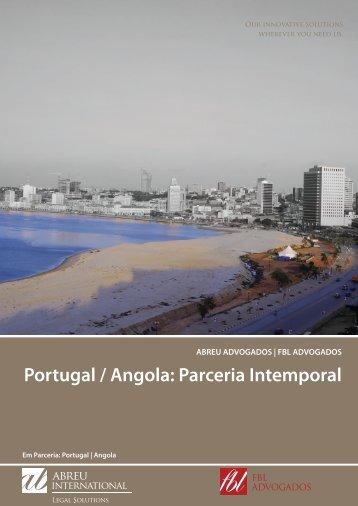 Portugal / Angola: Parceria Intemporal - Abreu Advogados